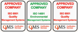 Ausflow is fully approved for QMS/EMS/WH&S