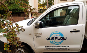 Ausflow's team meet developers with Sydney Water requirements