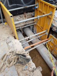 Connection to Sydney council's stormwater pit