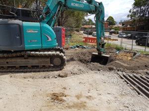 Varied excavation capabilities.